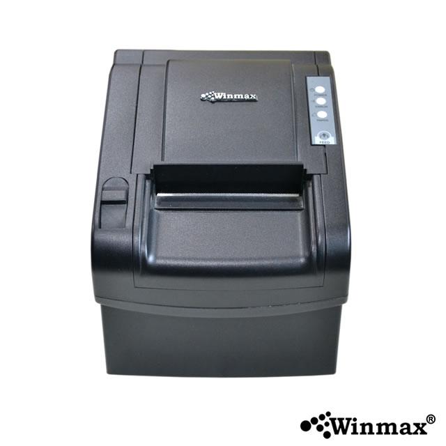 เครื่องพิมพ์ใบเสร็จรับเงิน Winmax Thermal Printer ขนาด 80 มม. รุ่น P203
