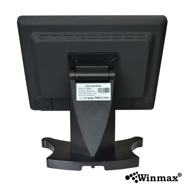 Winmax Touch Screen Monitor 21.5 นิ้ว ฐานเหล็ก รุ่น รุ่น T205