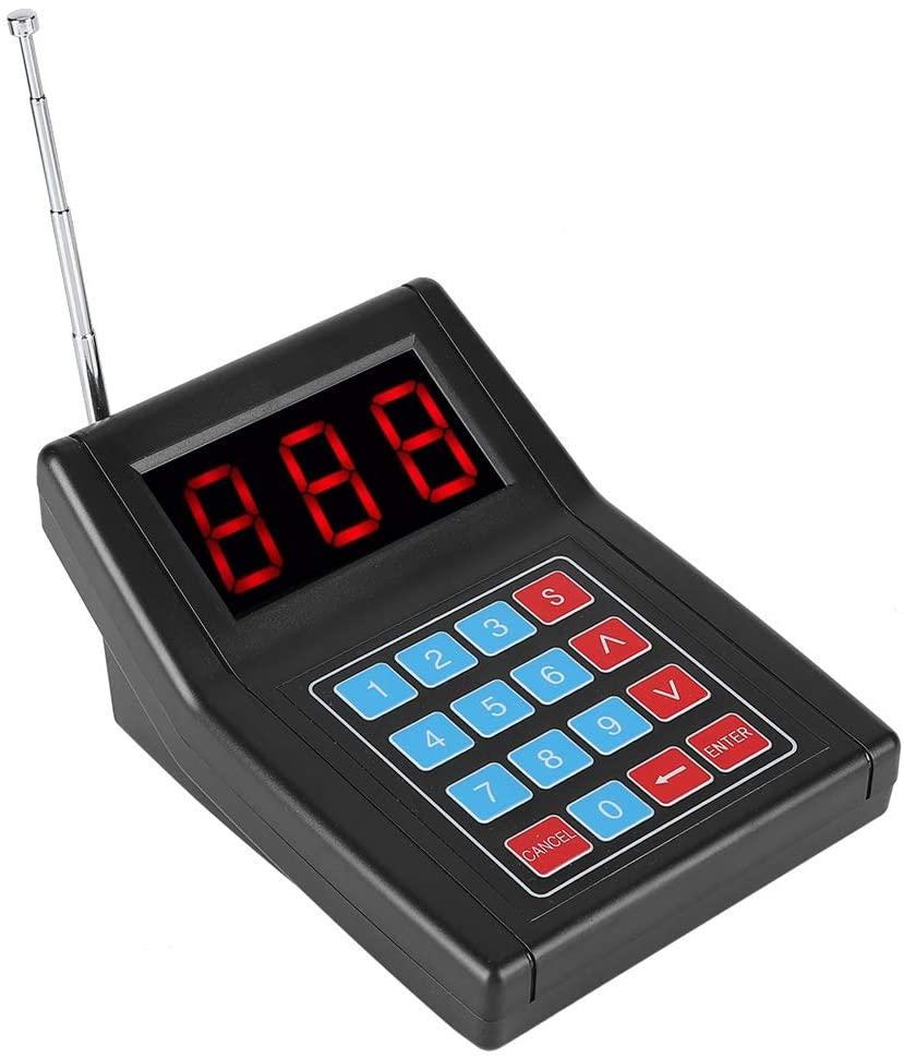 Wireless Queue Calling System ระบบเรียกคิวไร้สาย Winmax-P701