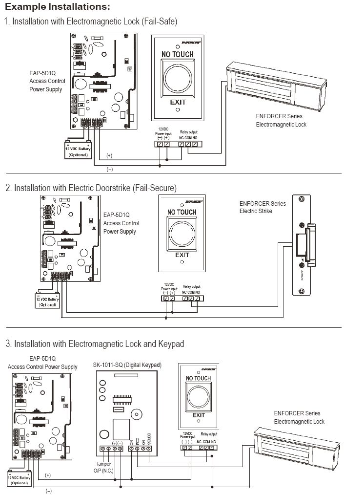 Exit Switch No Touch Winmax-EXT01