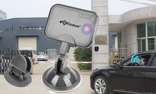 บัตรผ่านระยะไกลบลูทูธ Winmax RFID Bluetooth Card 433Mhz SXK-AC05